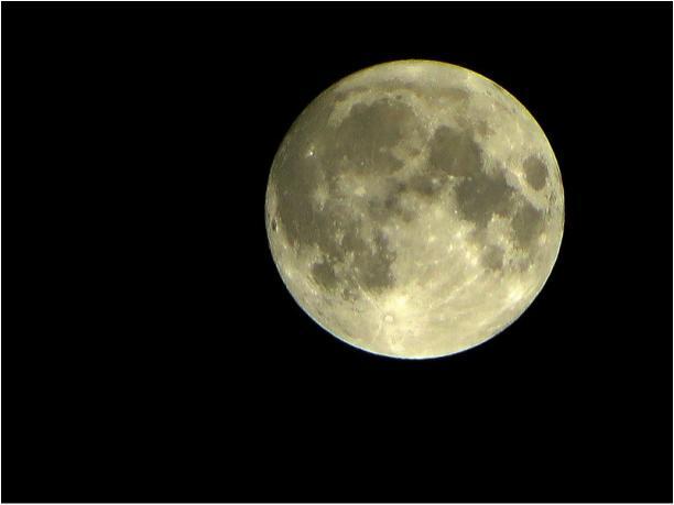 Ali polna luna vpliva na vedenje otrok