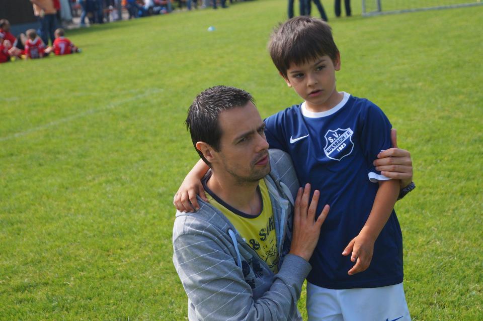 Kako postati odličen starš mlademu športniku v štirih korakih