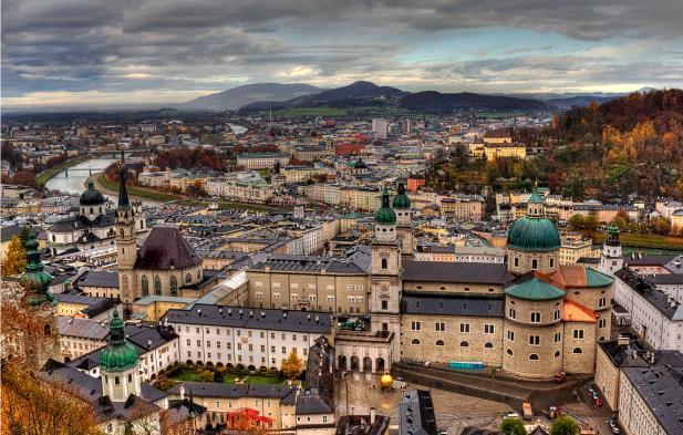Mednarodni mladinski nogometni turnir Mozart Trophy 2019, Salzburg (AVT)