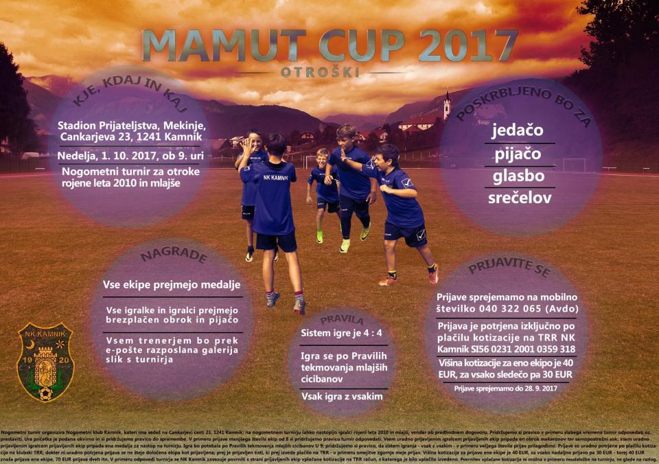 MAMUT CUP 2017