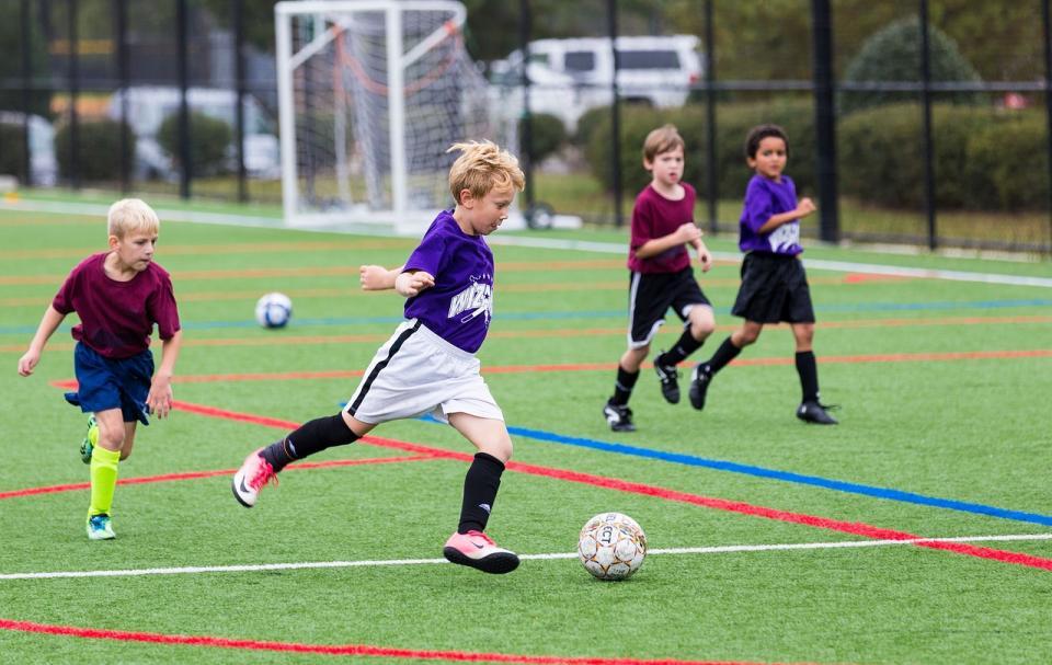 Zakaj je dobro, da vaš otrok igra nogomet