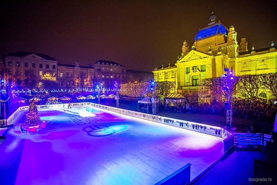 III ZAGREB KID'S WINTER TROPHY 2018 – Zagreb (HRV)
