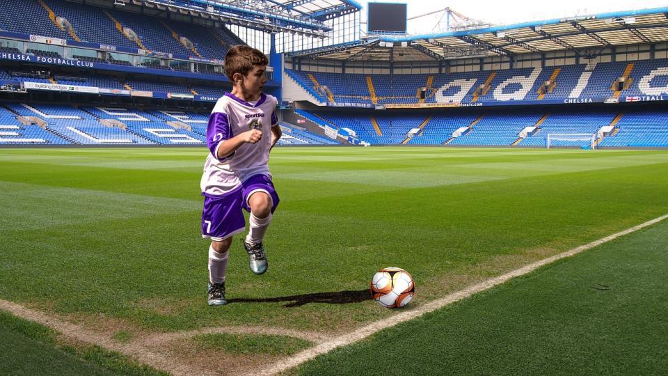 Si želite, da bi vaš otrok postal vrhunski nogometaš?