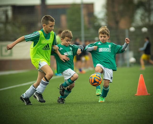 Individualizacija in diferenciacija pri nogometu