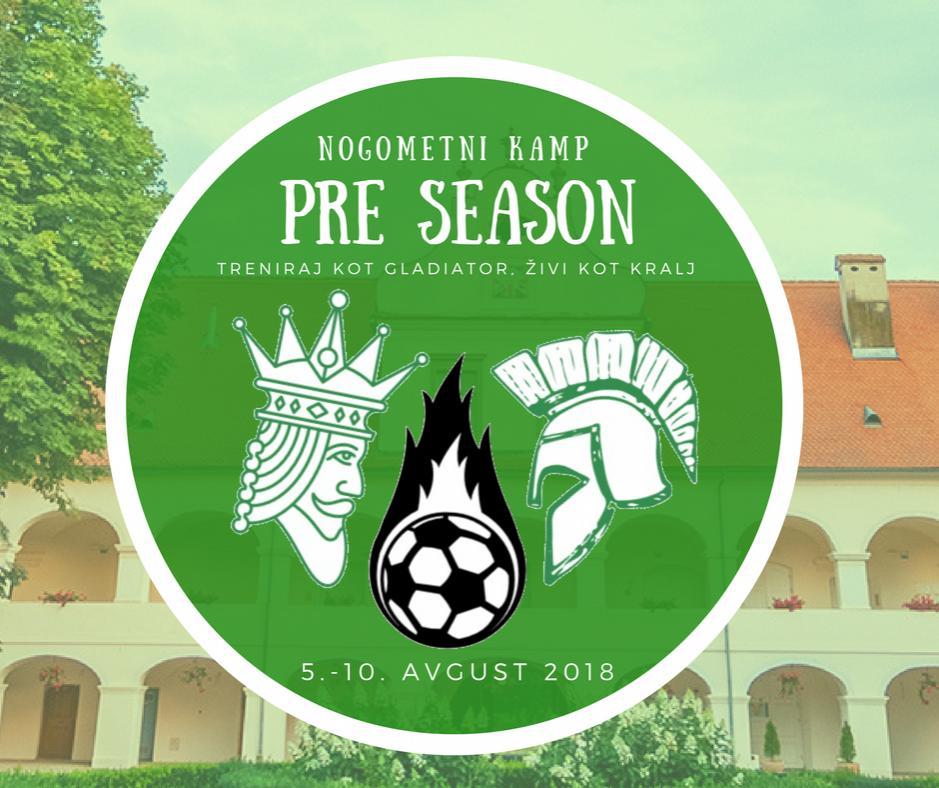 Nogometni kamp Pre season 2018