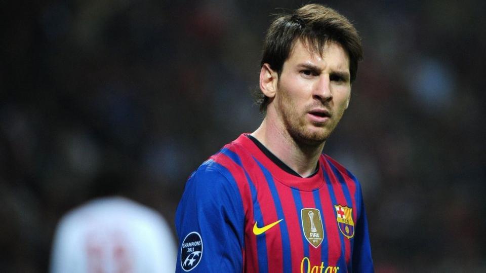 Lionel Messi. Super len, a hkrati super pomemben igralec