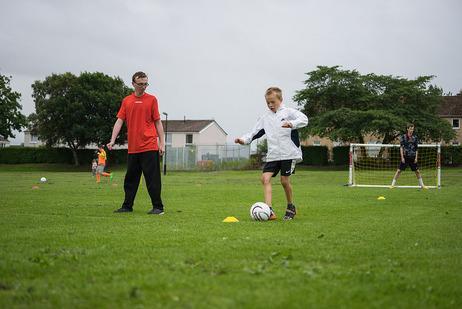 Veliko trenerjev je, ki ne spadajo v otroški nogomet