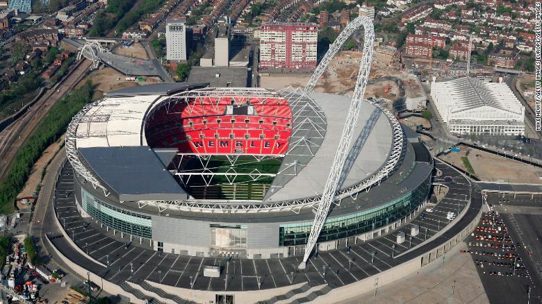 Bo Angleška nogometna zveza prodala Wembley?