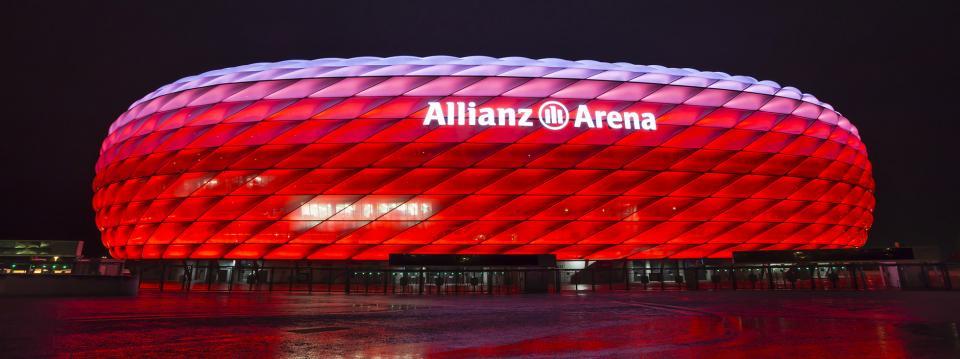 Mladinski nogometni turnir Bayern Trophy 2020 (NEM)