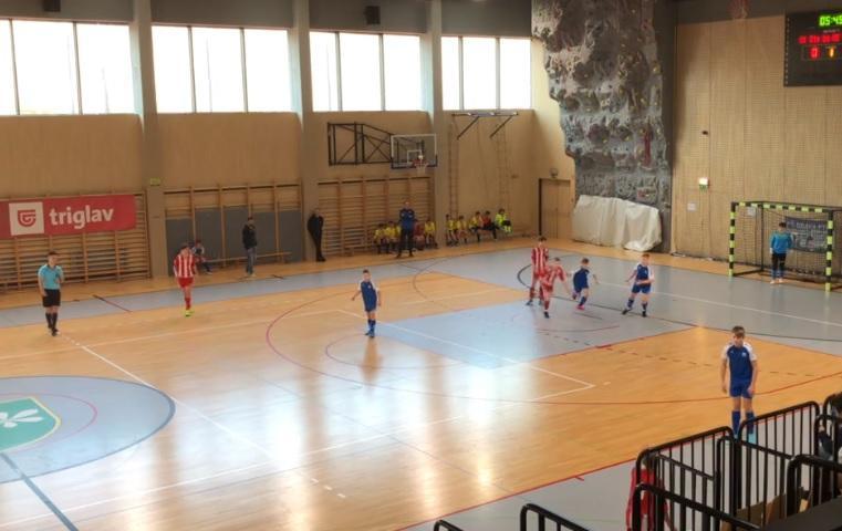 16. Zimski mednarodni turnir NK Drava Ptuj U13