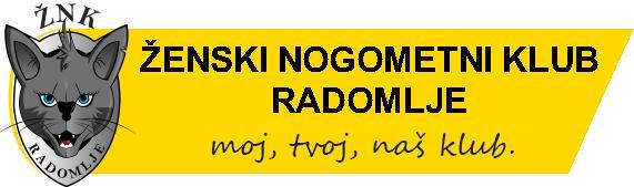 ŽNK Radomlje išče nogometnega trenerja/ko za selekcijo U13/U11